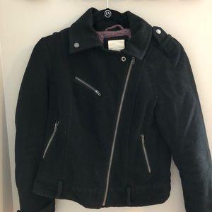 Heritage Winter Moto Coat